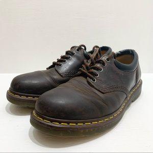 DR. MARTENS   Nappa 5-Eye Oxford Shoes